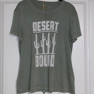 "Show Me Your Mumu ""Desert Bound"" Tee"